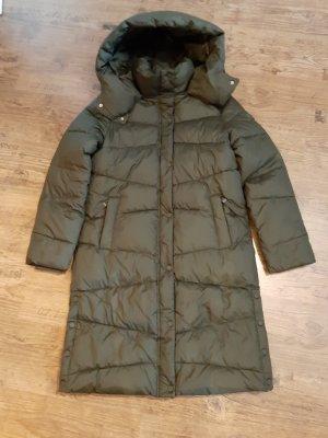 Tom Tailor Quilted Coat khaki