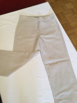 Tom Tailor 7/8 Length Trousers oatmeal