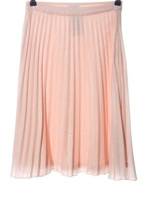 Tom Tailor Plisowana spódnica różowy W stylu casual