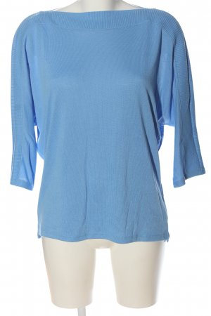 Tom Tailor Feinstrickpullover blau Casual-Look