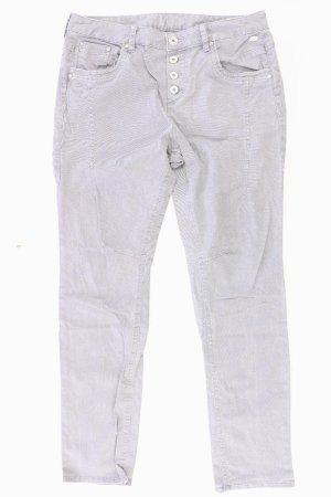 Tom Tailor Five-Pocket-Hose Größe 28/32 neuwertig grau aus Baumwolle