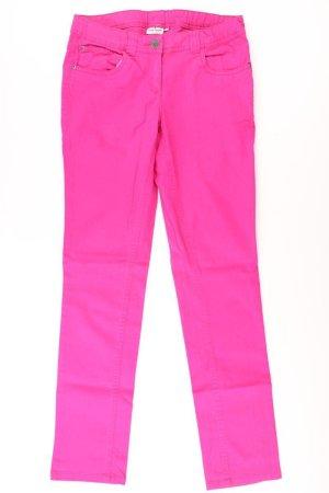Tom Tailor Five-Pocket-Hose Größe 38 pink aus Baumwolle