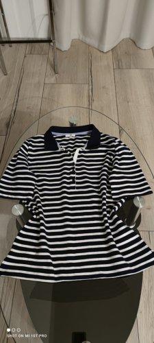 Tom Tailor Stripe Shirt white-dark blue