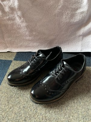 Tom Tailor Denim Scarpa a coda di rondine nero