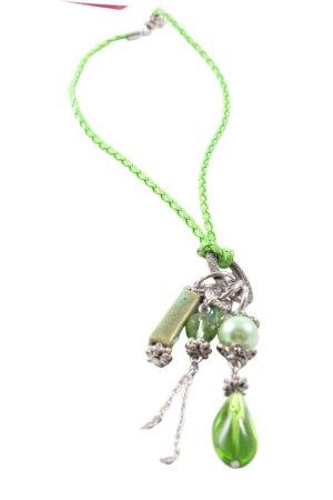 Tom Tailor Collier vert style mouillé