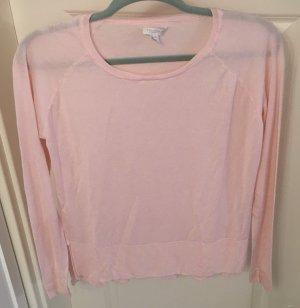 Tom Tailor hellrosa Pullover Feinstrick Pulli Sweater Gr M rose