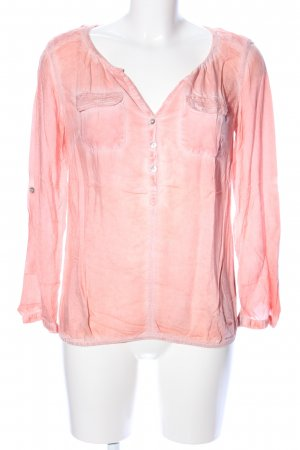 Tom Tailor Hemd-Bluse pink Casual-Look