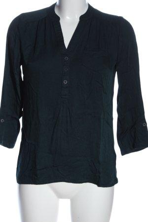 Tom Tailor Hemd-Bluse grün Casual-Look