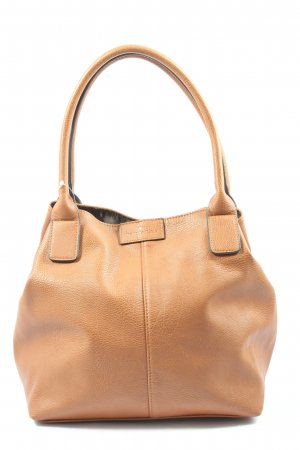 Tom Tailor Carry Bag brown casual look
