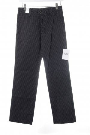Tom Tailor High-Waist Hose schwarz-weiß Elegant