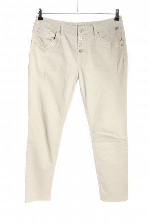Tom Tailor High Waist Jeans nude schlichter Stil