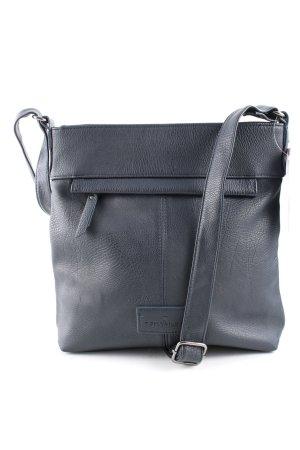 Tom Tailor Borsa sacco blu stile casual