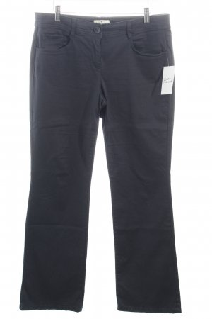 Tom Tailor Hose dunkelblau Street-Fashion-Look