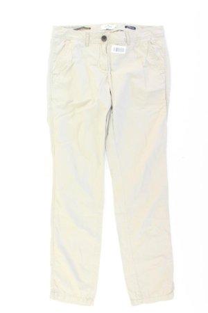 Tom Tailor Hose Größe 36 creme aus Baumwolle