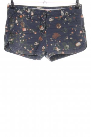 Tom Tailor Hot Pants Blumenmuster Casual-Look