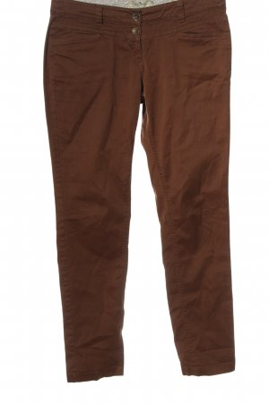 Tom Tailor Low-Rise Trousers brown casual look
