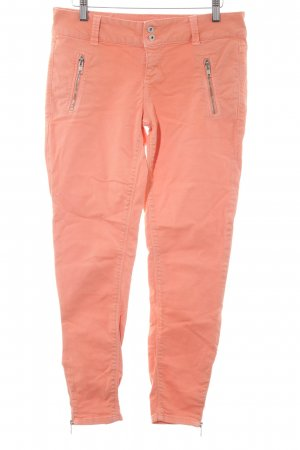 Tom Tailor Hüftjeans apricot Casual-Look