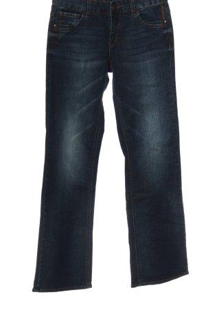 Tom Tailor Jeans vita bassa blu stile casual