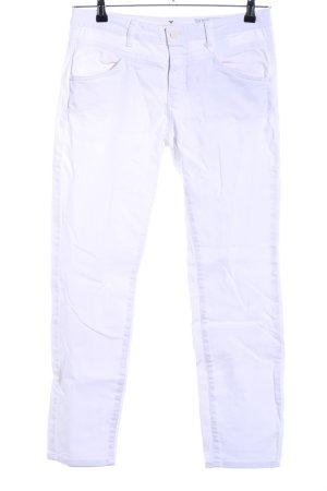 Tom Tailor Jeans vita bassa bianco stile professionale