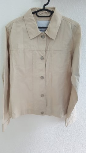 Tom Tailor Blouse Jacket oatmeal
