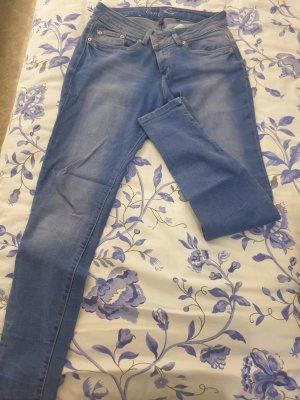 Tom Tailor Skinny jeans veelkleurig