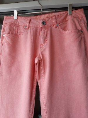 Tom Tailor Jeans apricot lachsfarben