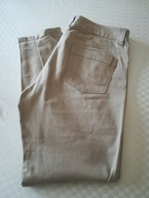 Tom Tailor Denim 7/8 Length Jeans oatmeal