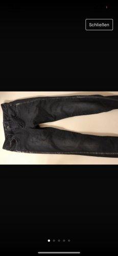 Tom Tailor Jeans mit Glitzerstreifen