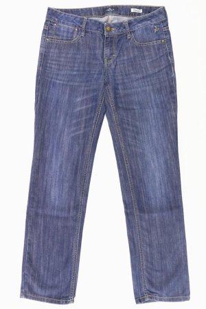 Tom Tailor Jeans svasati blu-blu neon-blu scuro-azzurro Cotone