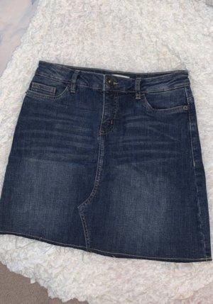 Tom Tailor Denim Skirt dark blue