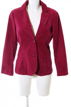 Tom Tailor Jeansblazer rot Business-Look