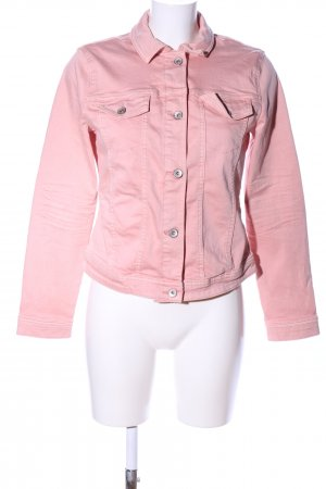 Tom Tailor Jeansjacke pink Casual-Look