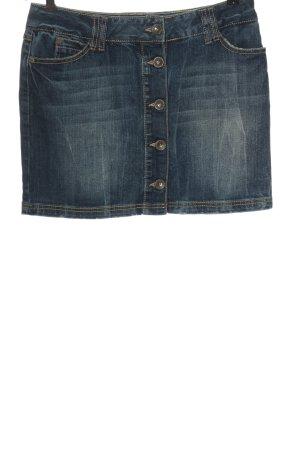 Tom Tailor Gonna di jeans blu stile casual