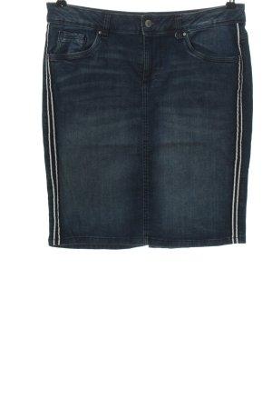 Tom Tailor Jeansrock blau Casual-Look