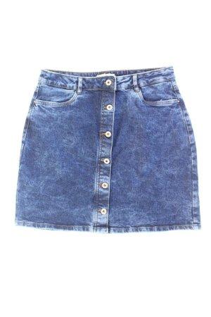 Tom Tailor Jeansrock Größe L blau aus Baumwolle