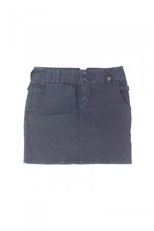 Tom Tailor Jeansrock Größe S blau aus Baumwolle