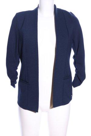 Tom Tailor Jerseyblazer blau Business-Look