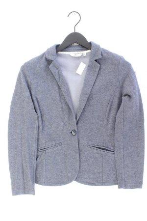 Tom Tailor Jersey blazer blauw-neon blauw-donkerblauw-azuur Katoen