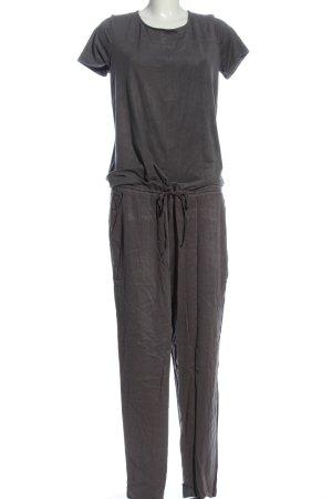 Tom Tailor Jumpsuit hellgrau Casual-Look