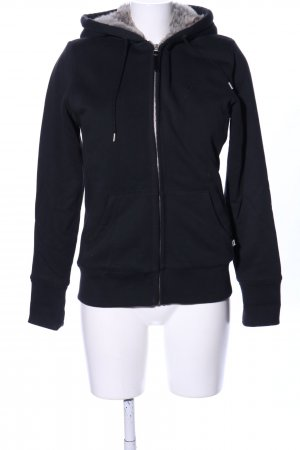 Tom Tailor Hoody black casual look