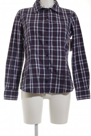 Tom Tailor Karobluse Karomuster Casual-Look