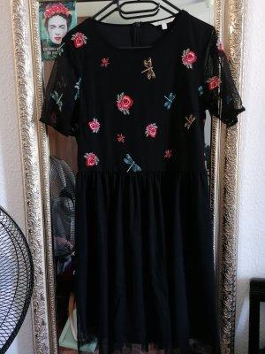 Tom Tailor Denim A Line Dress black