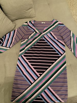 Tom Tailor Blouse Dress multicolored