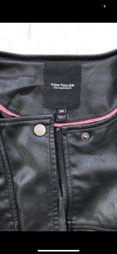 Tom tailor kunstlederjacke 36 neu