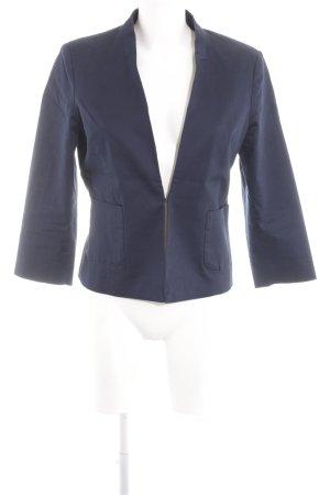 Tom Tailor Kurz-Blazer blau Business-Look