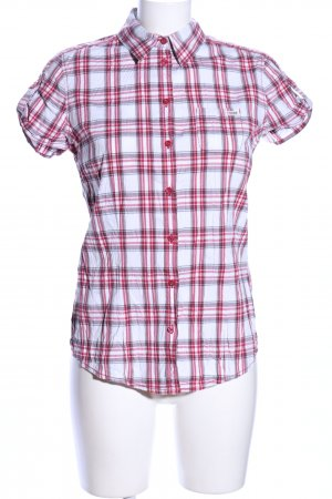 Tom Tailor Short Sleeve Shirt check pattern casual look