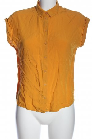 Tom Tailor Kurzarmhemd hellorange Casual-Look