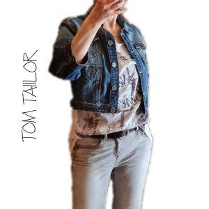 Tom Tailor kurze Jeansjacke Gr. 40 - Neuwertig