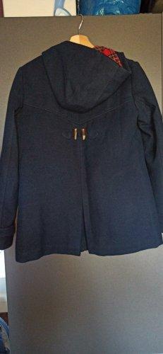 Tom Tailor Denim Short Coat dark blue