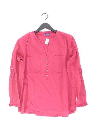 Tom Tailor Langarmbluse Größe 42 pink